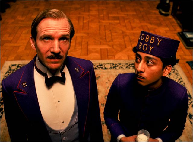 THE GRAND BUDAPEST HOTEL 1
