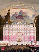 THE GRAND BUDAPEST HOTEL AFFICHE MINI