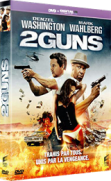 2 GUNS DVD MINI