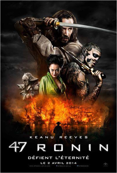 47 ronin affiche