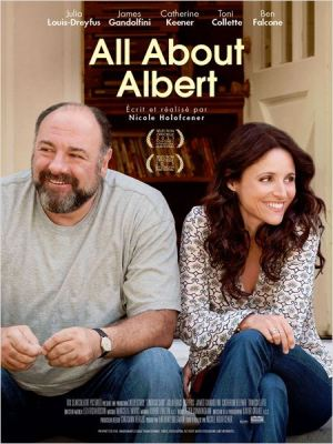 ALL ABOUT ALBERT AFFICHE