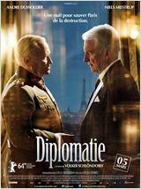 diplomatie affiche mini