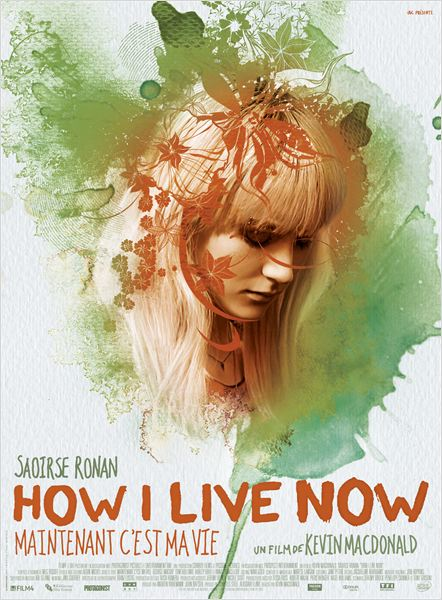 how i live now affiche