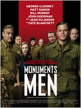 monuments men affiche mini
