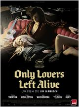 only lovers left alive affiche mini