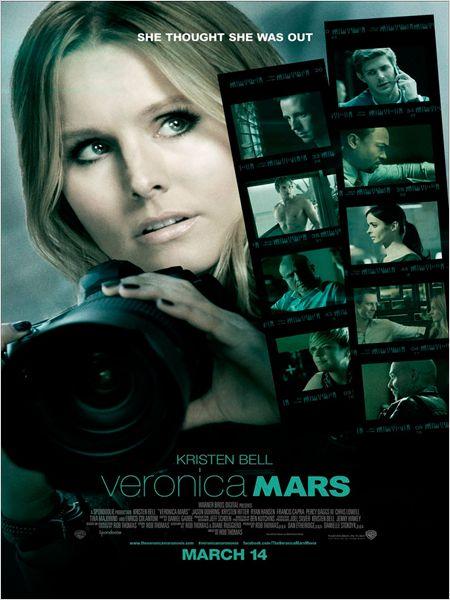 VERONICA MARS AFFICHE