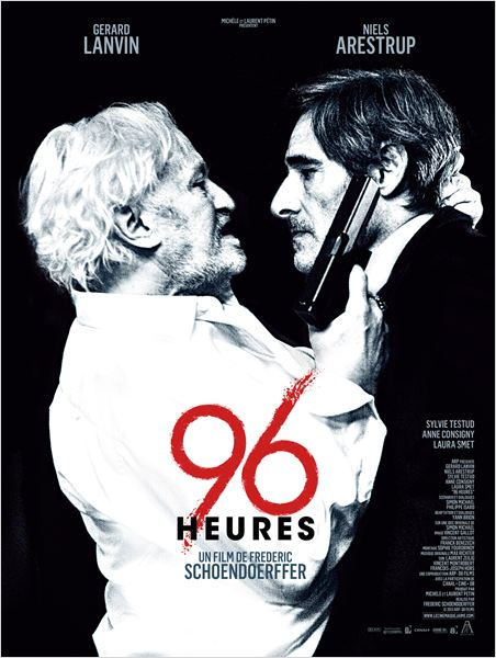 96 heures affiche