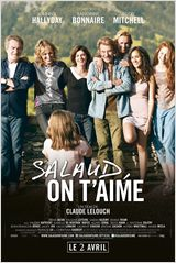 salaud on t'aime affiche mini