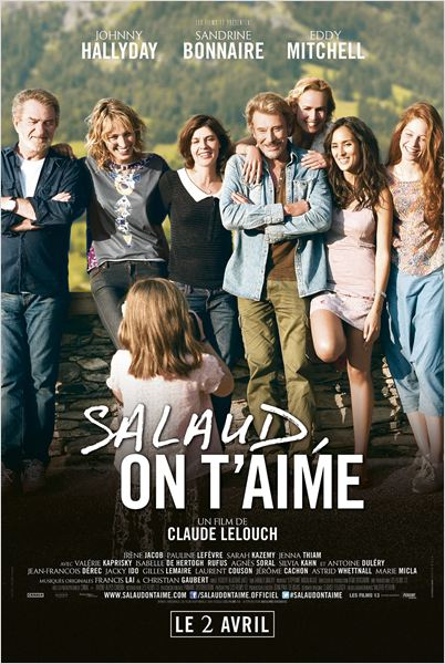 salaud on t'aime affiche