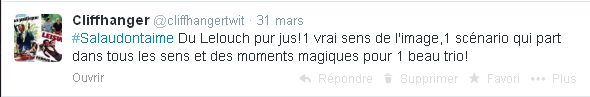 tweet salaud on t'aime