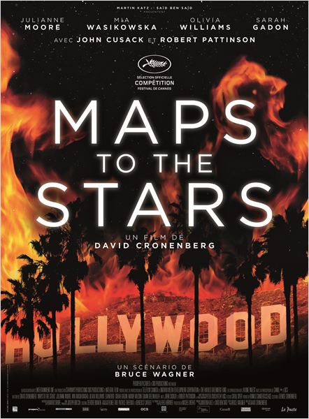 maps to the stars affiche