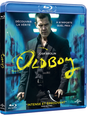 OLD BOY BLURAY