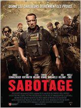 sabotage affiche mini