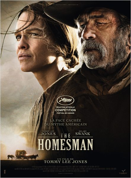 the homesman affiche