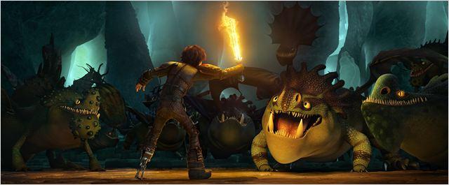dragons 2 3