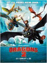 dragons 2 affiche mini