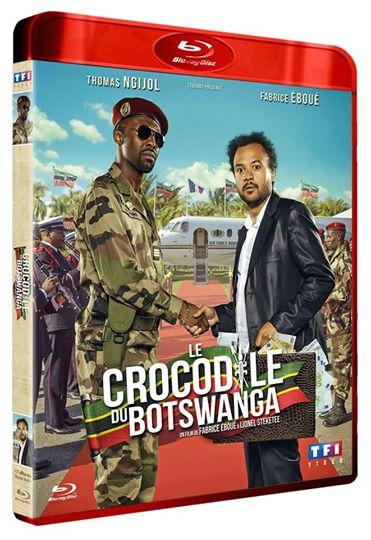 le crocodile du botswanga br