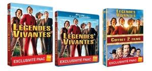 legendesvivantes br dvd