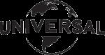 logo noir universal