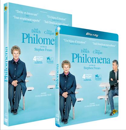 philomena br dvd