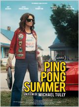 PING PONG SUMMER AFFICHE MINI