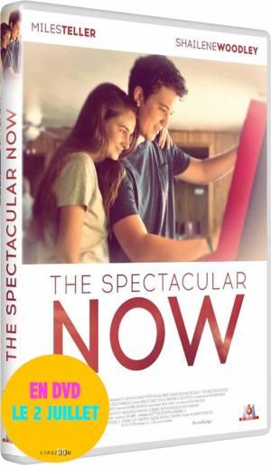 spectacular now dvd