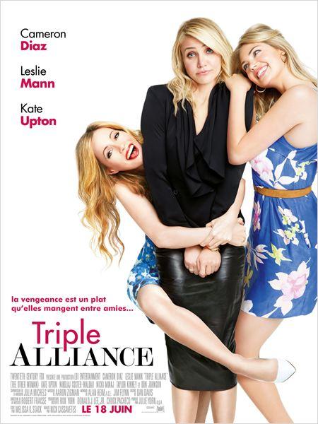 triple alliance affiche