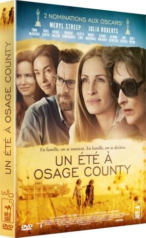 Un été à osage county - Pack 3D DVD