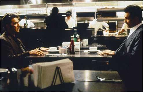 Heat 1995 réal : Michael Mann Robert De Niro Al Pacino COLLECTION CHRISTOPHEL