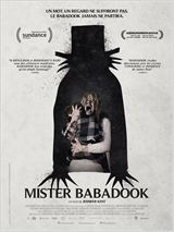 mister babadook affiche mini