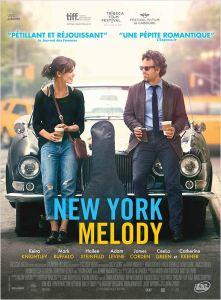 new york melody affiche