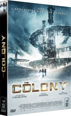 Pack 3D DVD The Colony