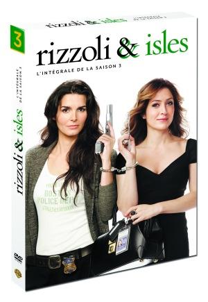 RIZZOLI & ISLES SAISON 3