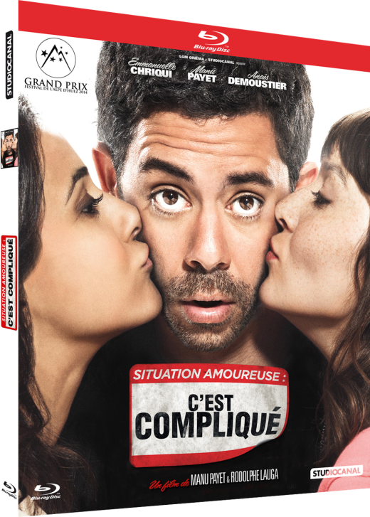 SITUATION AMOUREUSE BLU RAY