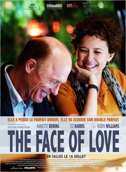 the face of love affiche