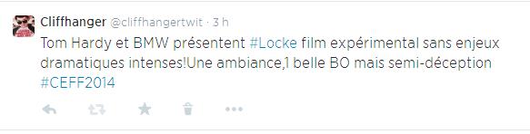 tweet locke