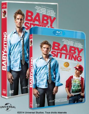 babysitting visuel