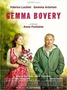 GEMMA BOVARY AFFICHE