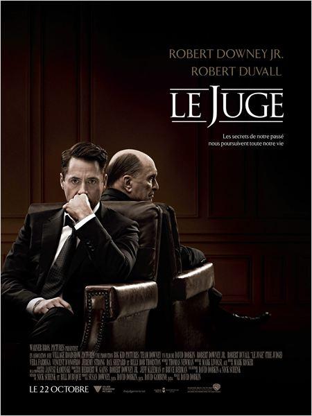 LE JUGE AFFICHE FR