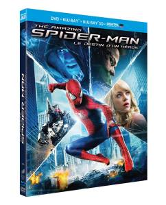 THE AMAZING SPIDER MAN 2 BR