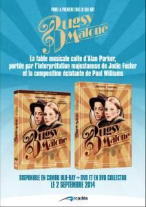 BUGSY MALONE DVD BR