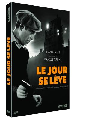 LE JOUR SE LEVE DVD