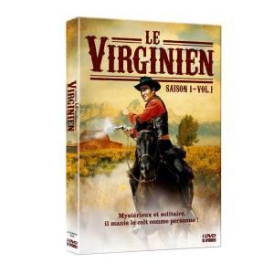 LE VIRGINIEN DVD