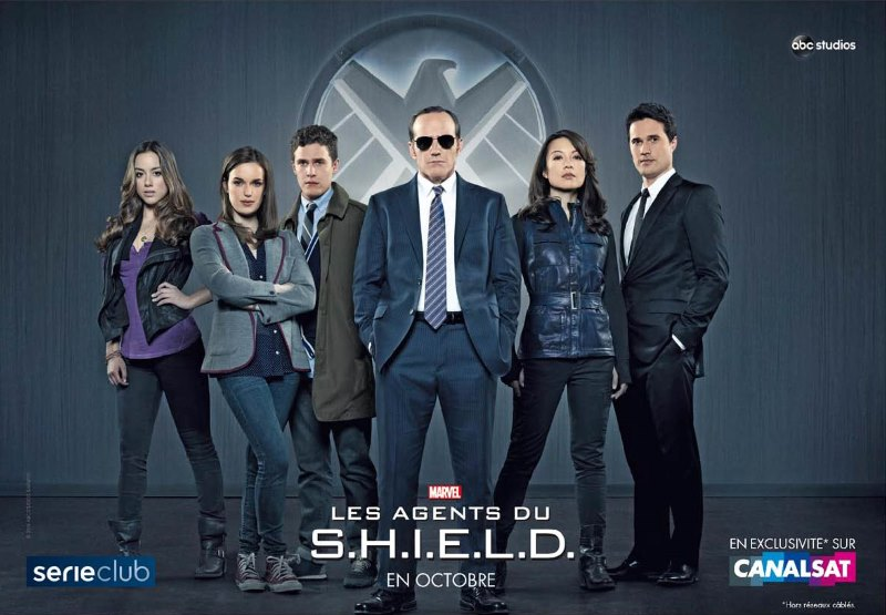 AGENTS DU SHIELD