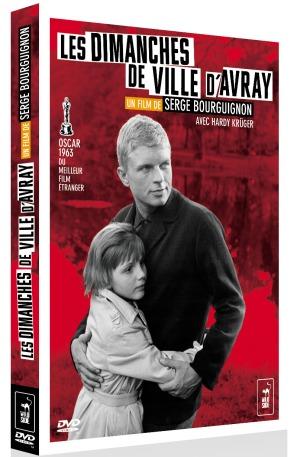 Dimanches Ville d'Avray-DVD