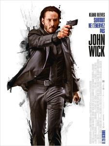 john wick affiche
