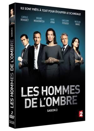 LES HOMMES DE L'OMBRE SAISON 2 DVD
