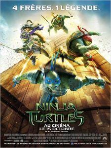 ninja turtles affiche