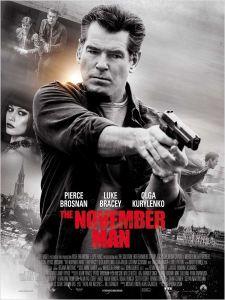 the november man affiche