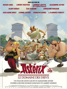 asterix affiche